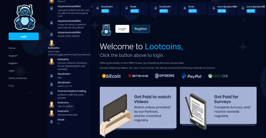 Lootcoins.gg Review