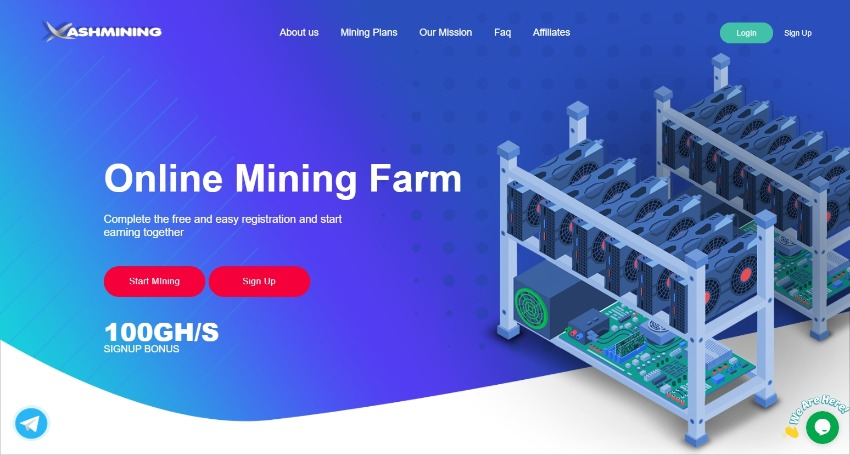 Xashmining.com April 15, 2020