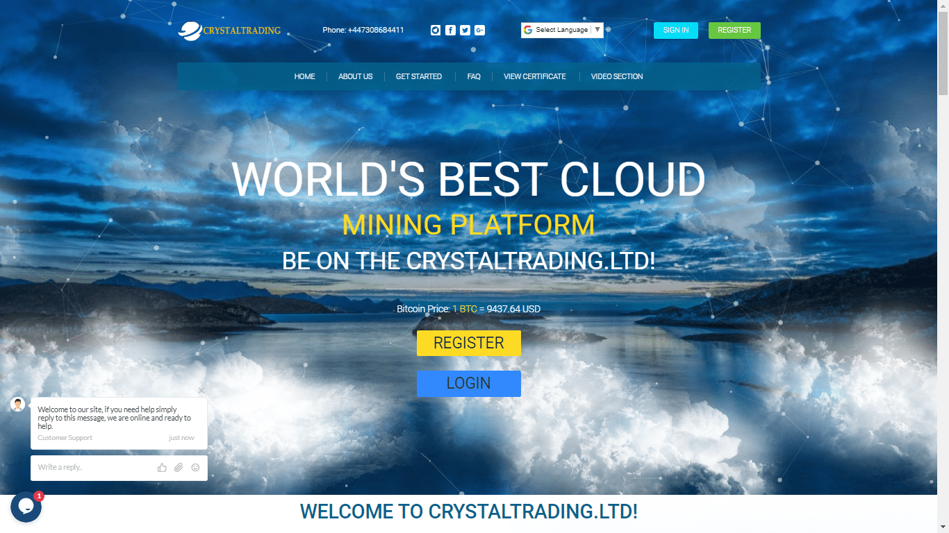 crystaltrading.ltd November 27, 2020