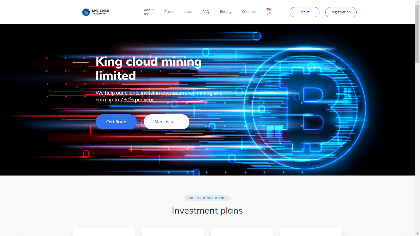kingcloud-mining.com November 27, 2020