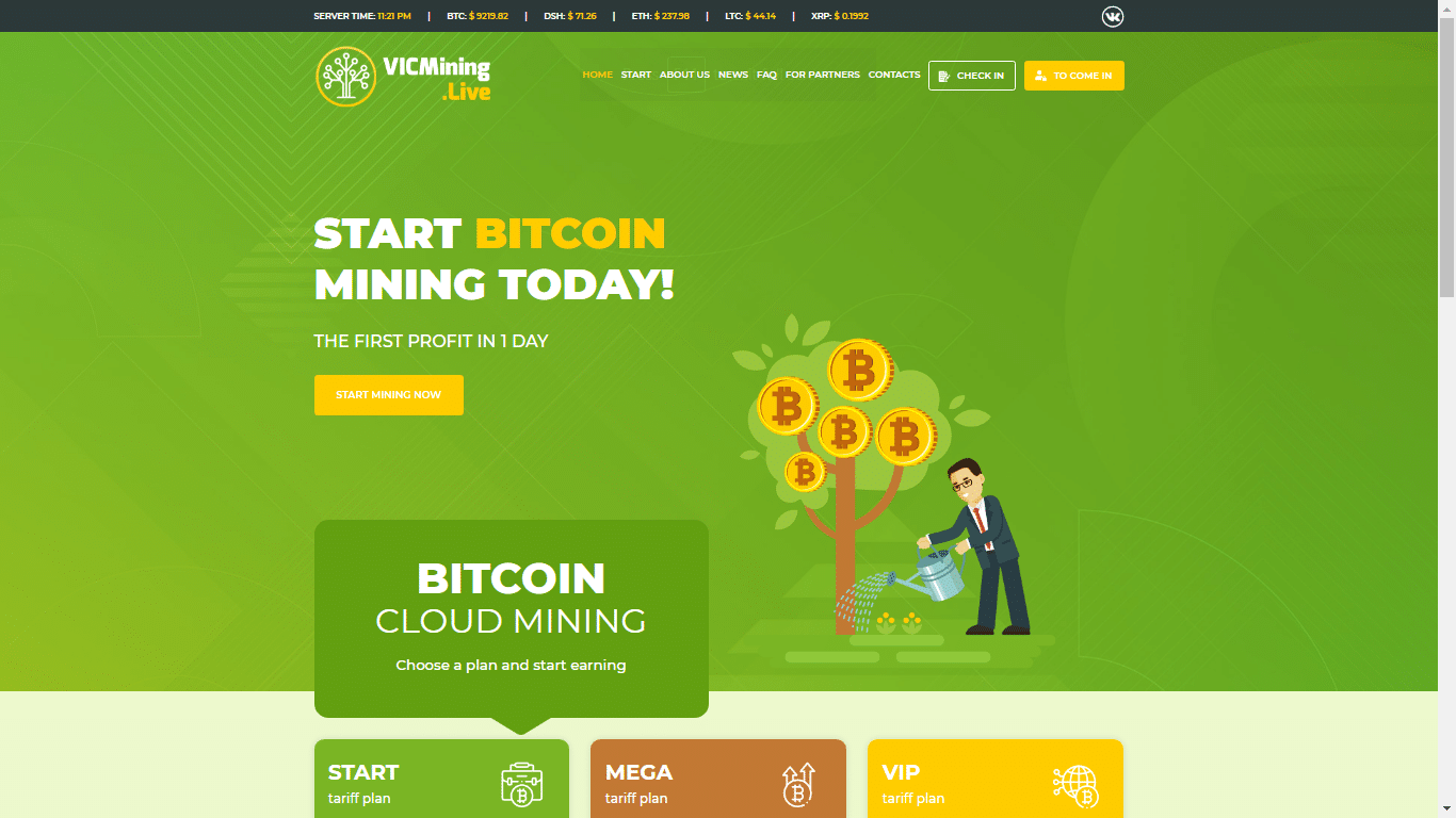 Vicmining.live July 12, 2020