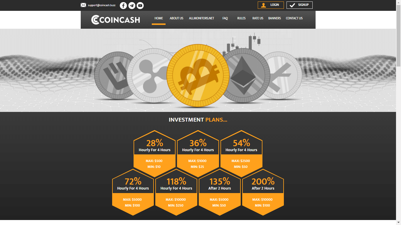 Coincash.buzz November 29, 2020