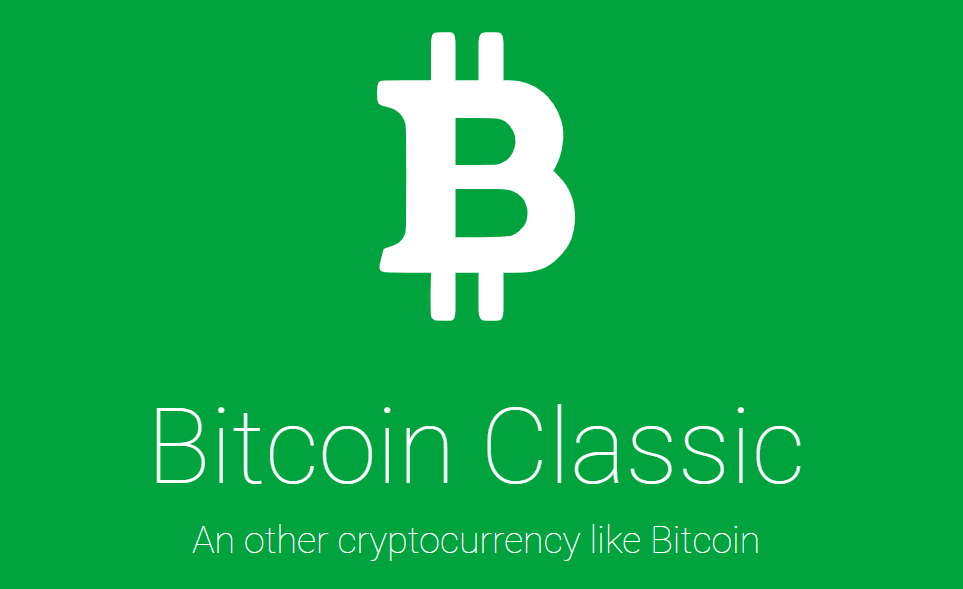 Bitcoin Classic (BXC) Airdrop July 24, 2020