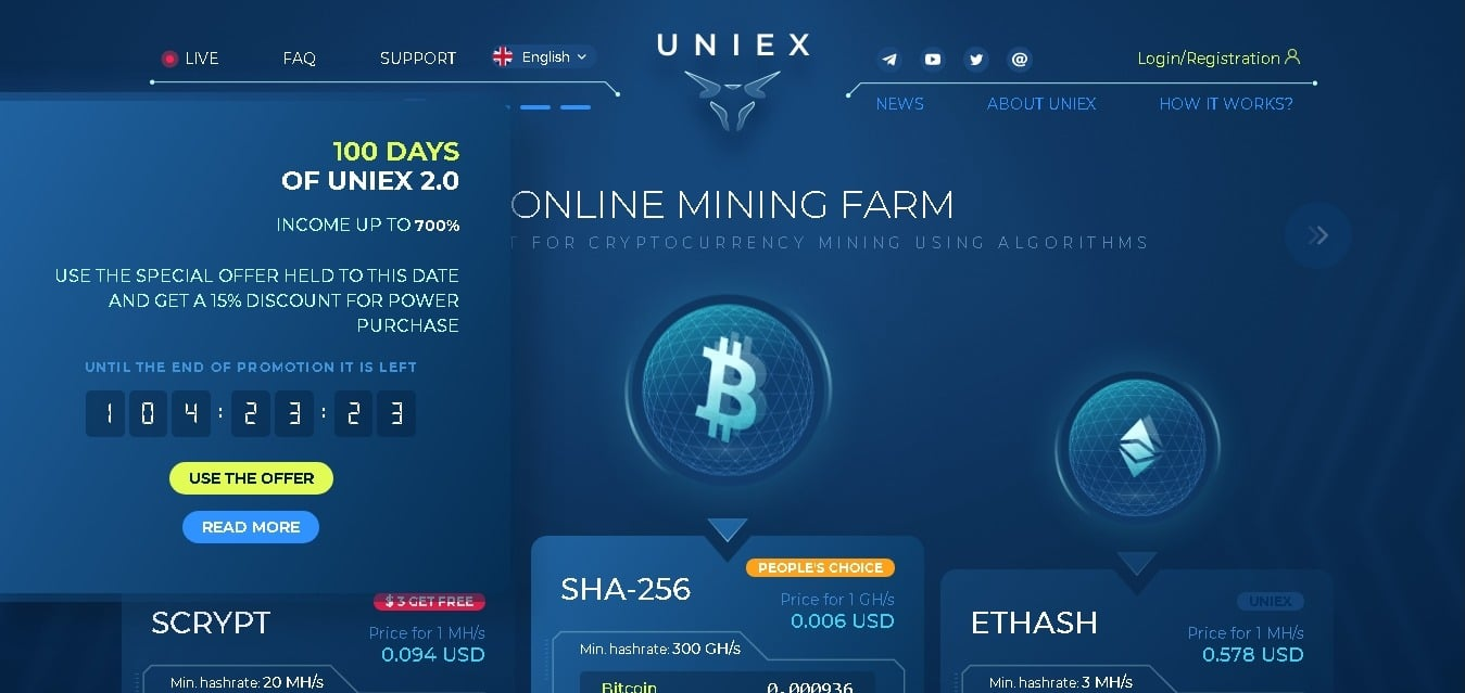 uniex.biz September 15, 2020