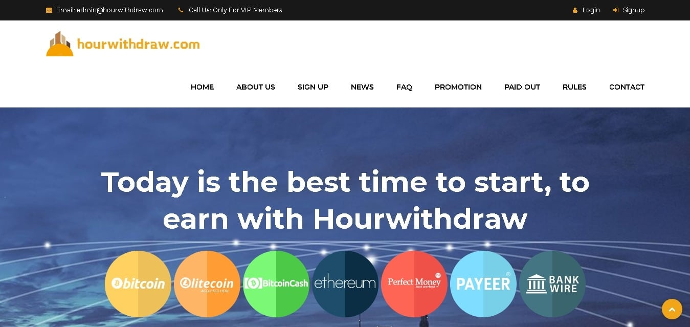 hourwithdraw.com November 25, 2020