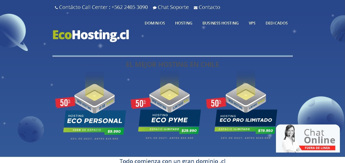 ecohosting.cl August 9, 2020