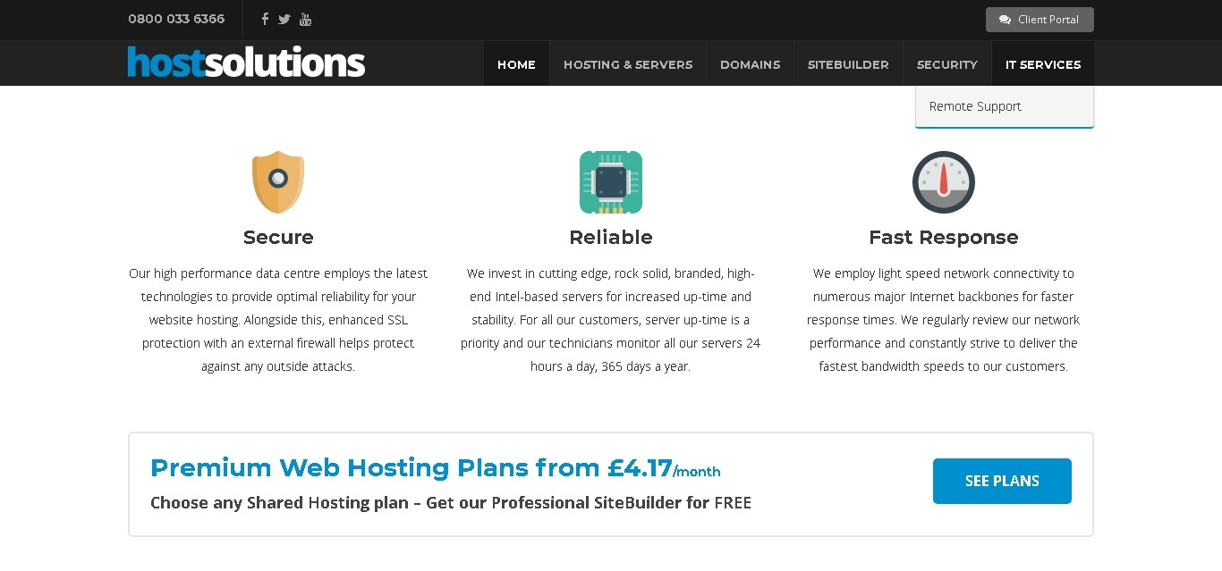 hostsolutions.co.uk August 14, 2020