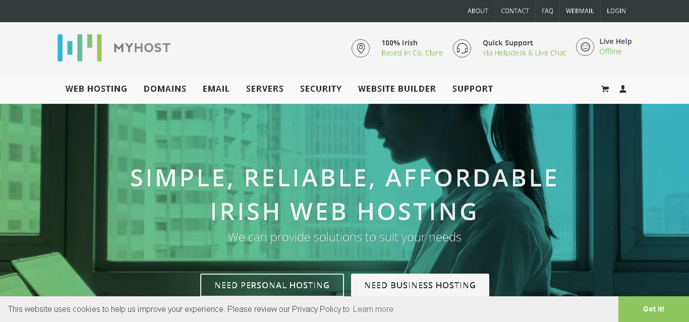 myhost.ie August 24, 2020
