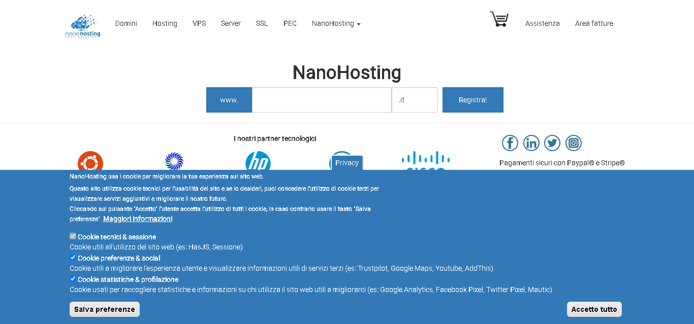 nanohosting.it August 24, 2020