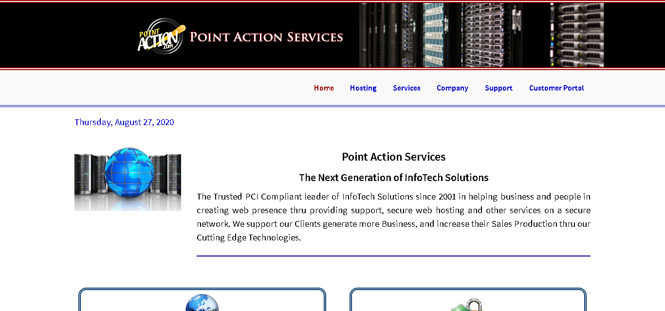 pointaction.com August 27, 2020