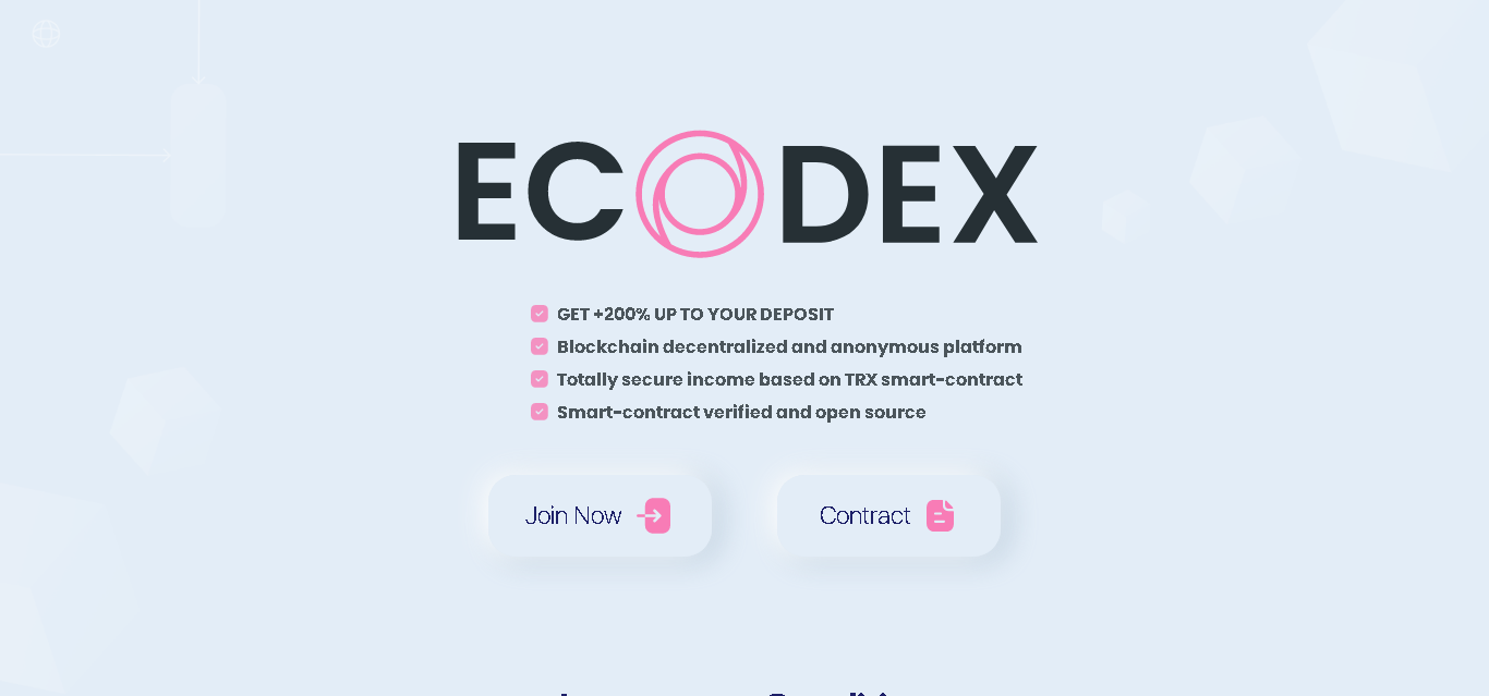 ecodex.io September 16, 2020
