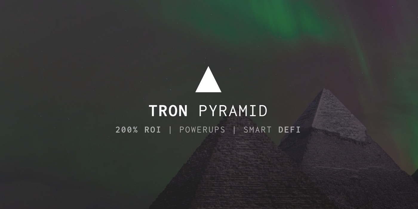 tronpyramid.io December 2, 2020