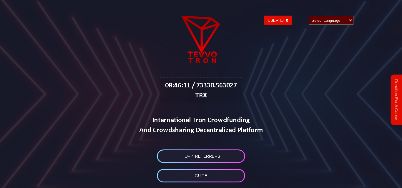 tevvotron.io December 2, 2020
