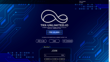 Trx-unlimited.io January 17, 2021