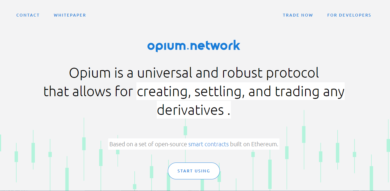 Opium.Network Review October 1, 2020