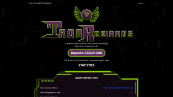 Tronrewards.net December 26, 2020