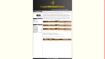 Cryptomutualfunds.xyz March 20, 2021