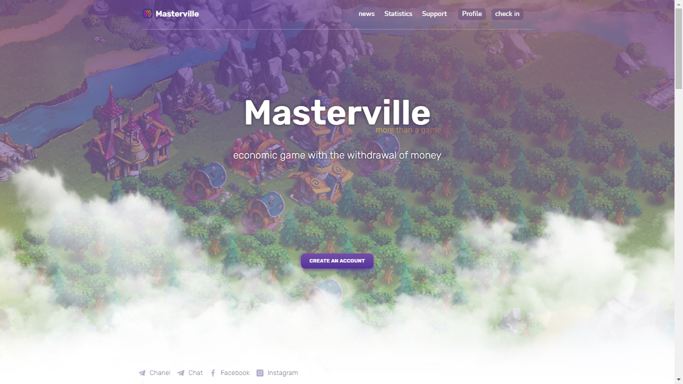Masterville.org March 20, 2021