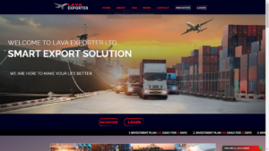Lavaexporter.trade May 3, 2021