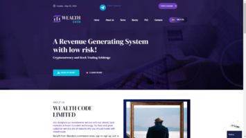 Wealthcode.io May 6, 2021
