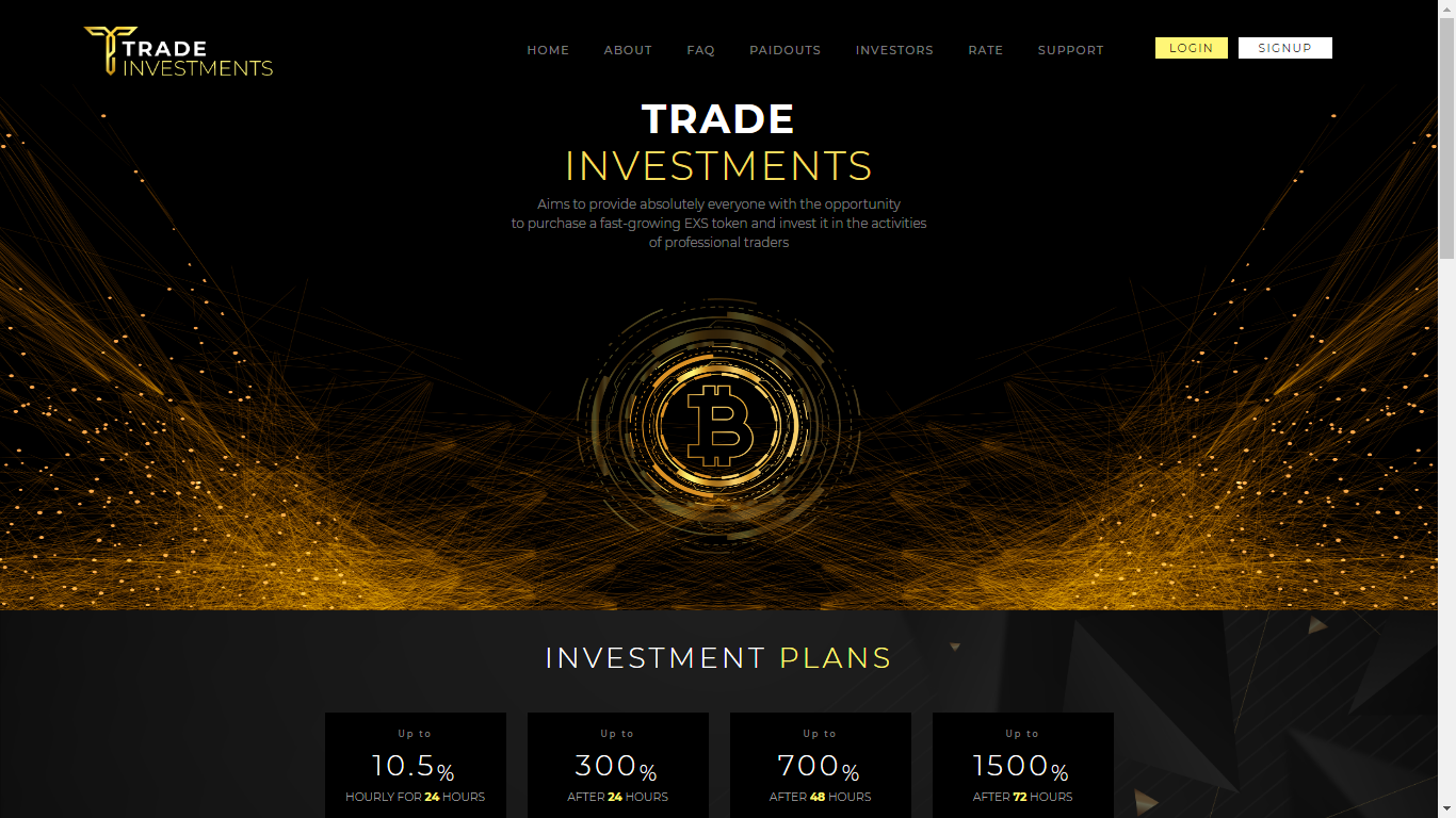 Trade.investments September 19, 2021